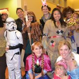 All Saints Residents Bring Halloween Fun to the Family Care Center