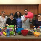 Family Care Center transformed into holiday restaurant