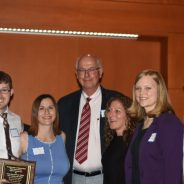 Third Year Residents Win Community Outreach Award at MCW's Research Forum