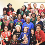 Happy Holidays from the All Saints Family Medicine Residency