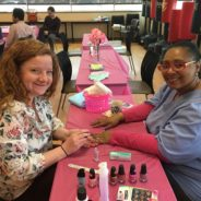 Mammogram Bus and Ladies Pampering Morning