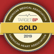 You Achieved Target BP Gold Status
