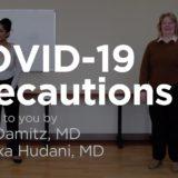 Covid-19 prevention tips video