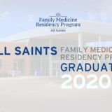 All Saints Family Residency Program Graduation 2020
